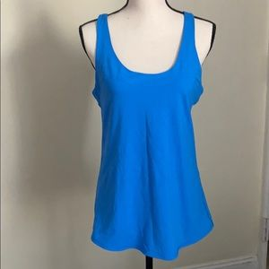 Lululemon Blue Sleeveless Tank Top Size 8